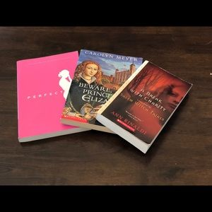 Bundle of Three Teen/Young Adult Books